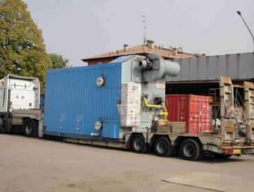 Transport zařízení